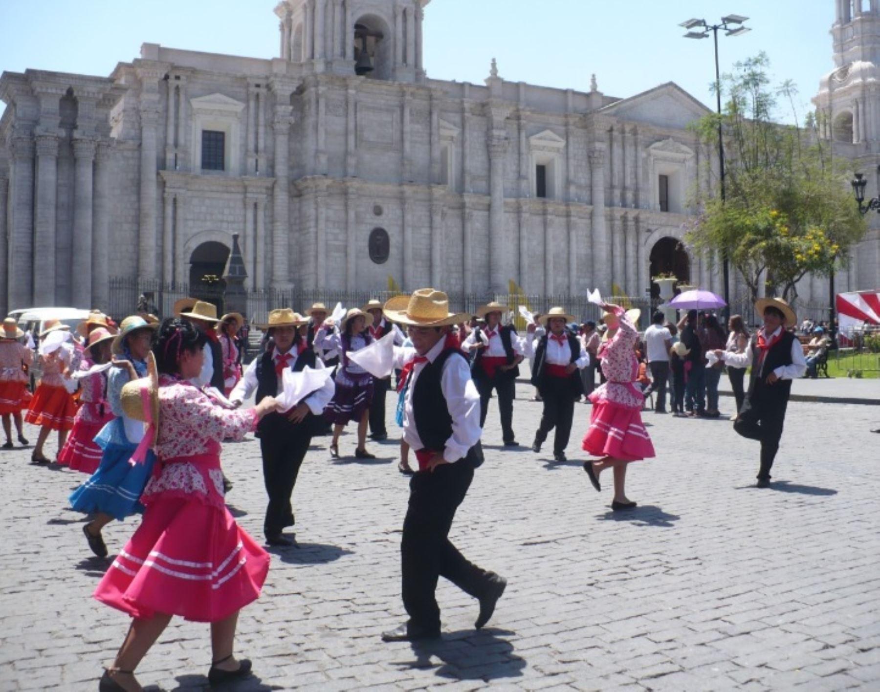BBC Mundo: ¿es cierto que los arequipeños son los más orgullosos de Perú? Foto: ANDINA/difusión.