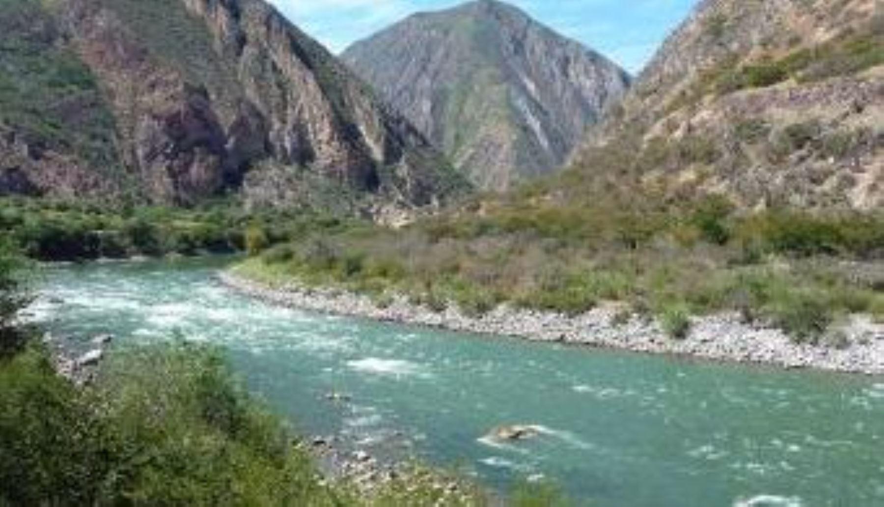 Promueven gestión integrada de los recursos hídricos en el país. ANDINA/Difusión
