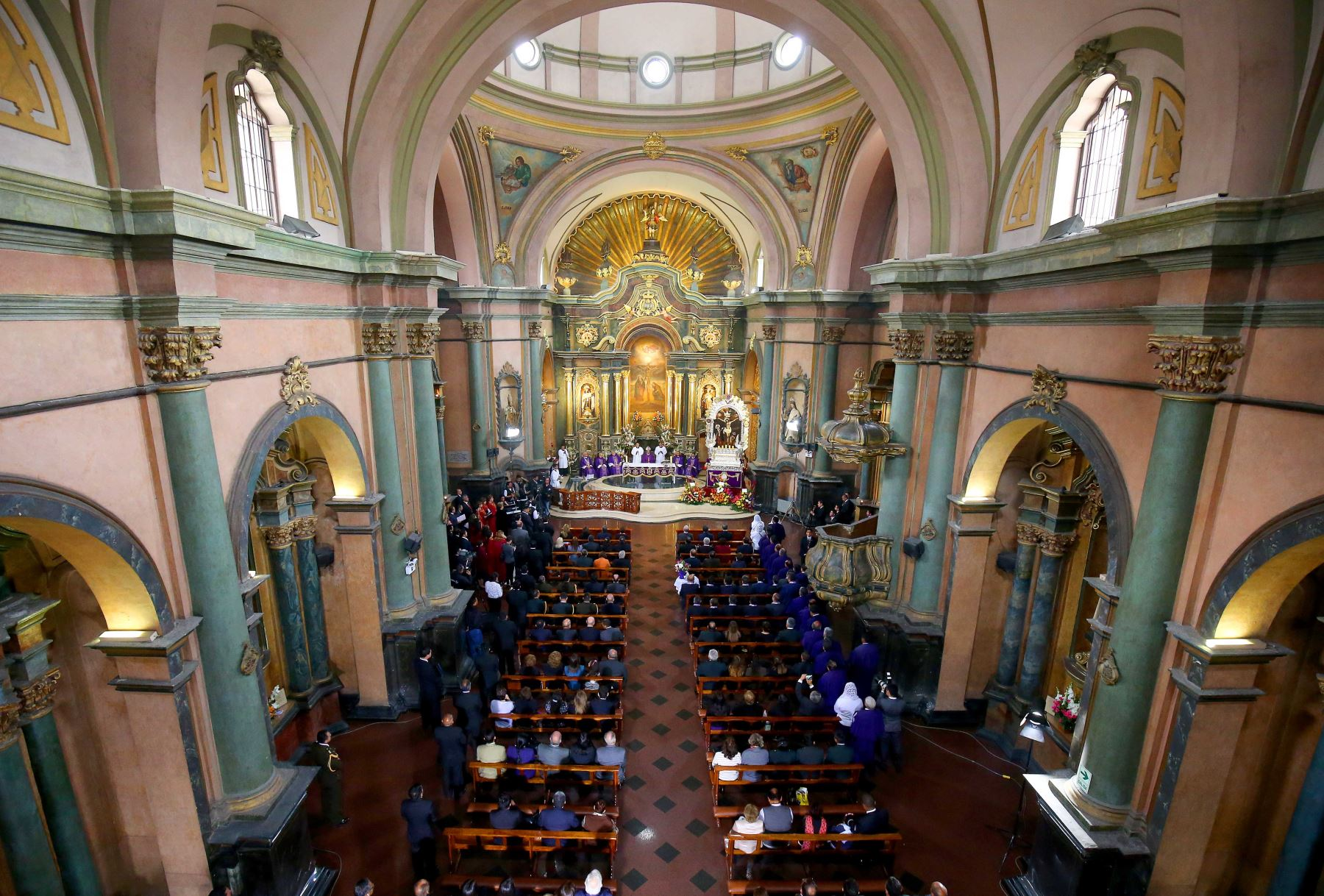 Por primera vez en Perú monjas de claustro dialogarán con un Sumo Pontífice  | Noticias | Agencia Peruana de Noticias Andina