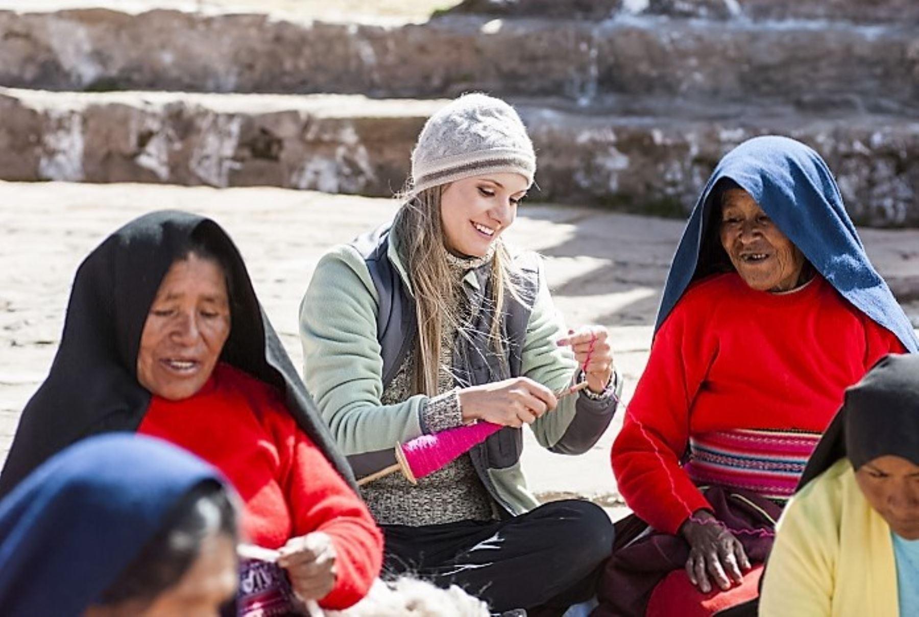 Conozca los atractivos turísticos de Puno. ANDINA/Difusión