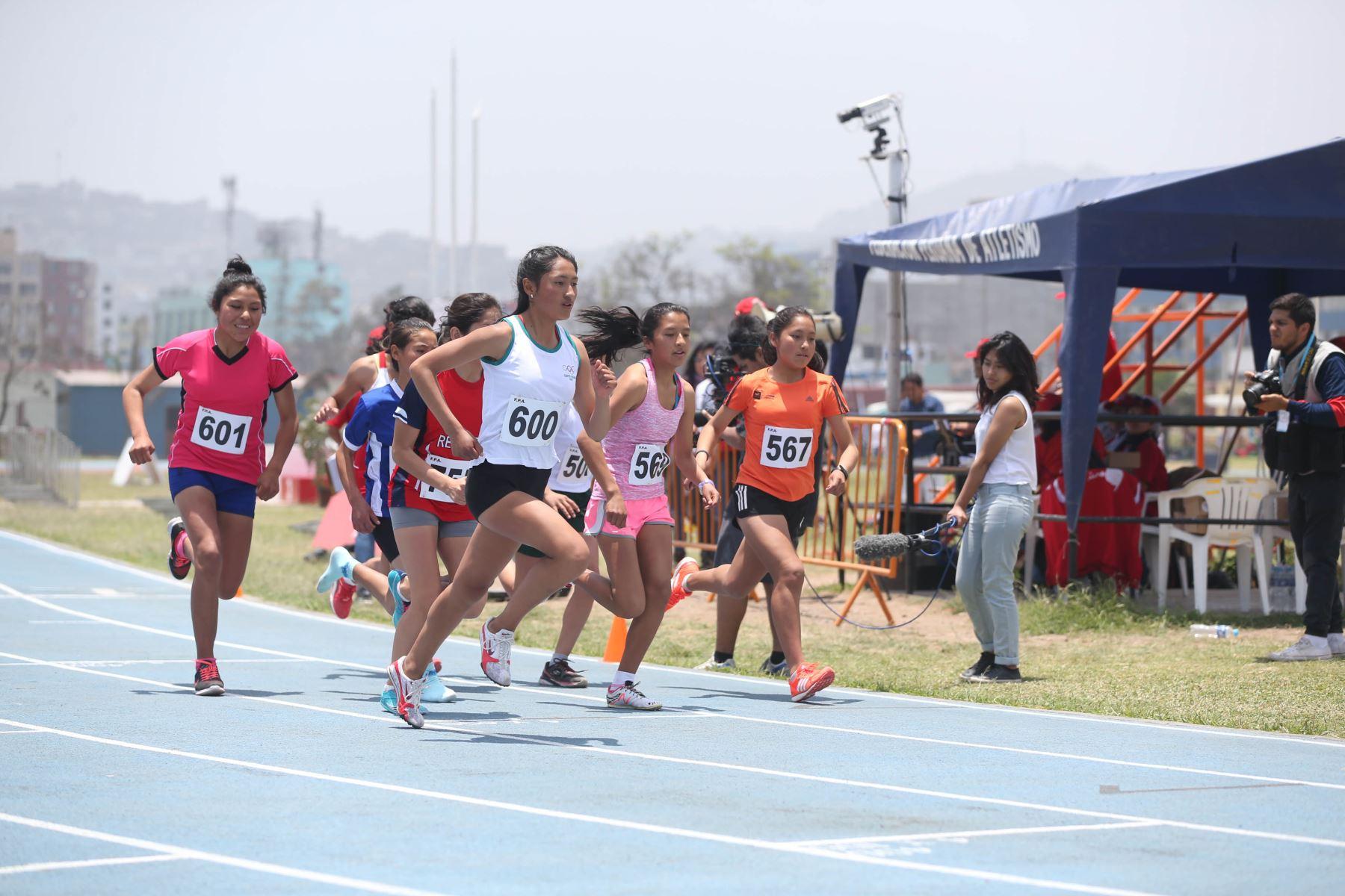 Juegos Deportivos Nacionales Escolares se encuentran en su recta final