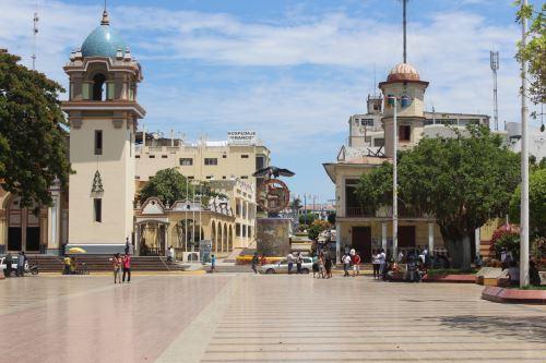 Un sismo de magnitud 3.9, con una profundidad de 42 kilómetros, se registró esta tarde en el departamento de Tumbes, informó el Centro Sismológico Nacional del Instituto Geofísico del Perú  Foto: internet/Medios.