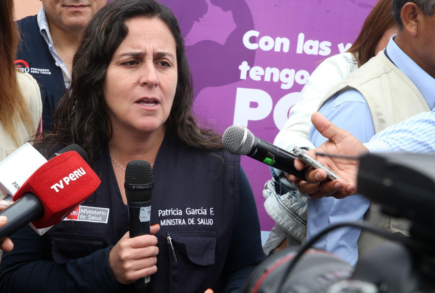Foto: ANDINA/Norman Córdova.
