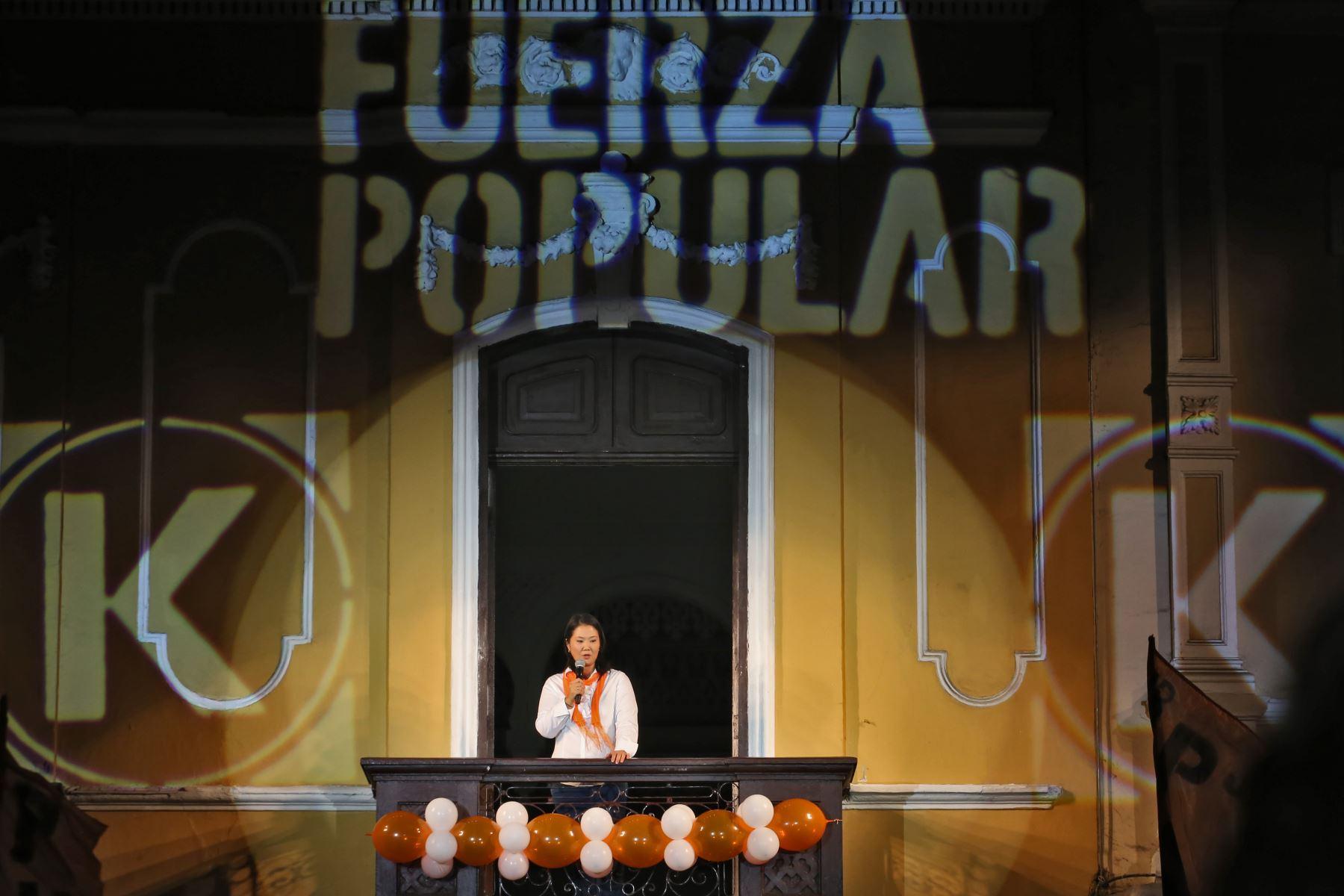 Fuerza Popular elige a miembros de CEN para el periodo 2020-2024 | Noticias