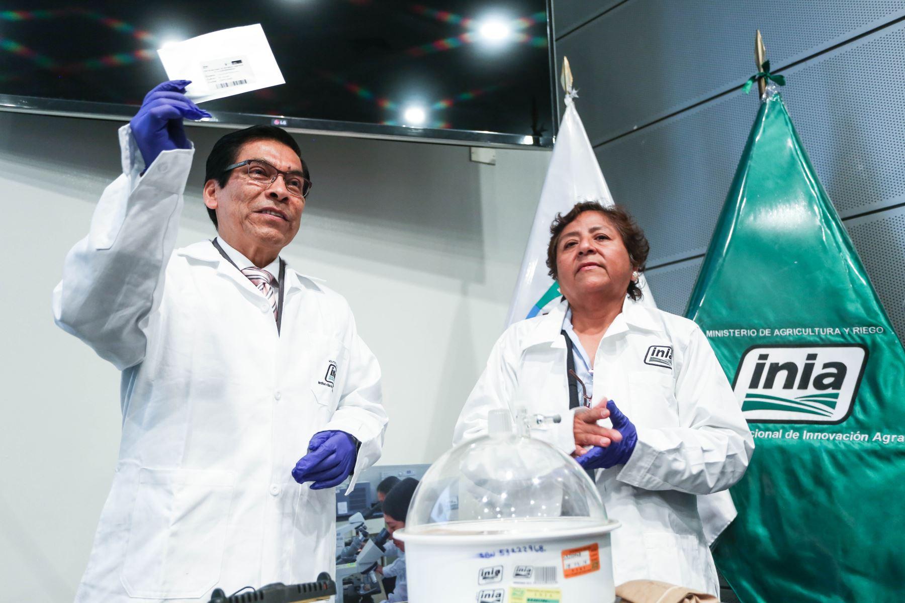 Minagri lanza primer Centro Nacional de Recursos Genéticos