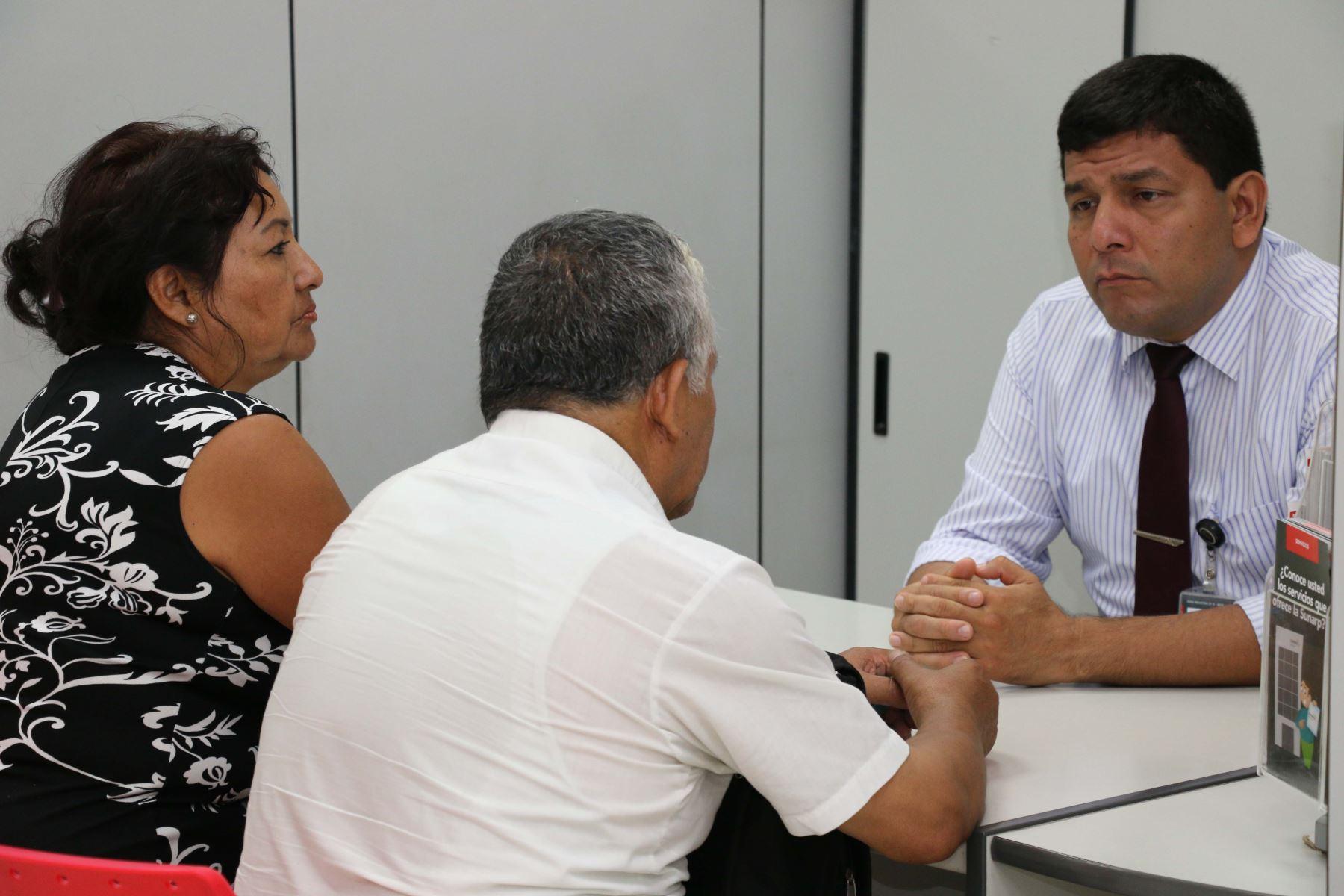 Divorcios se inscriben ante Sunarp para resguardar adecuada distribución de bienes. Foto: Andina/difusión