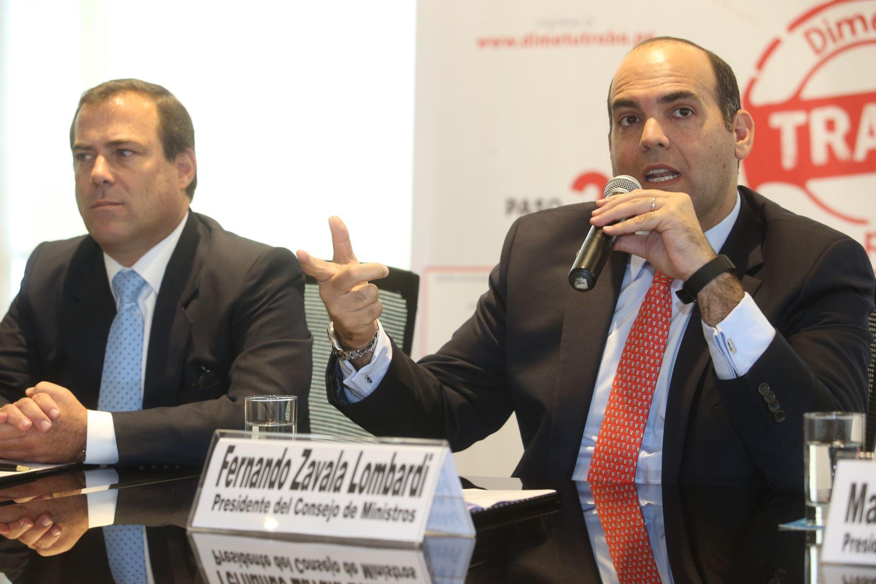 Foto: ANDINA/Juan Carlos Guzmán.
