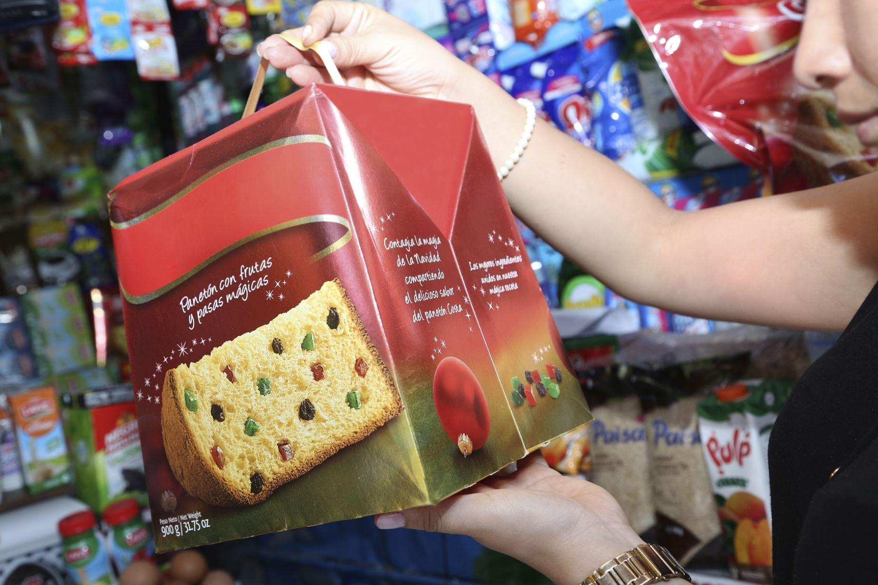 La cena navideña no debe ser motivo de afectación a la salud si se elige con cuidado. Foto: ANDINA/Difusión