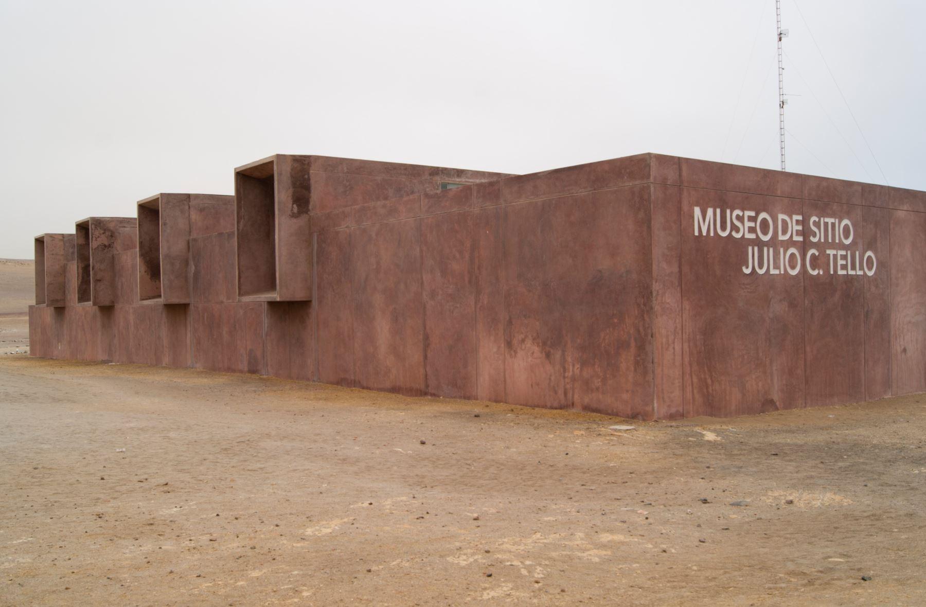 El Ministerio de Cultura dispuso el ingreso libre al Museo de Sitio Julio C. Tello de Paracas, para el próximo 16 de agosto, al conmemorarse en esa fecha el 54° aniversario de su inauguración, ocurrida en 1964, así como para fomentar el acceso de la población a la cultura. ANDINA/archivo
