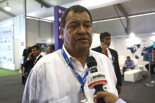 PARACAS,PERÚ-DICIEMBRE 02.Jorge Nieto , Ministrode cultura participa en CADE 2016.Foto: ANDINA/Oscar Farje Gomero.