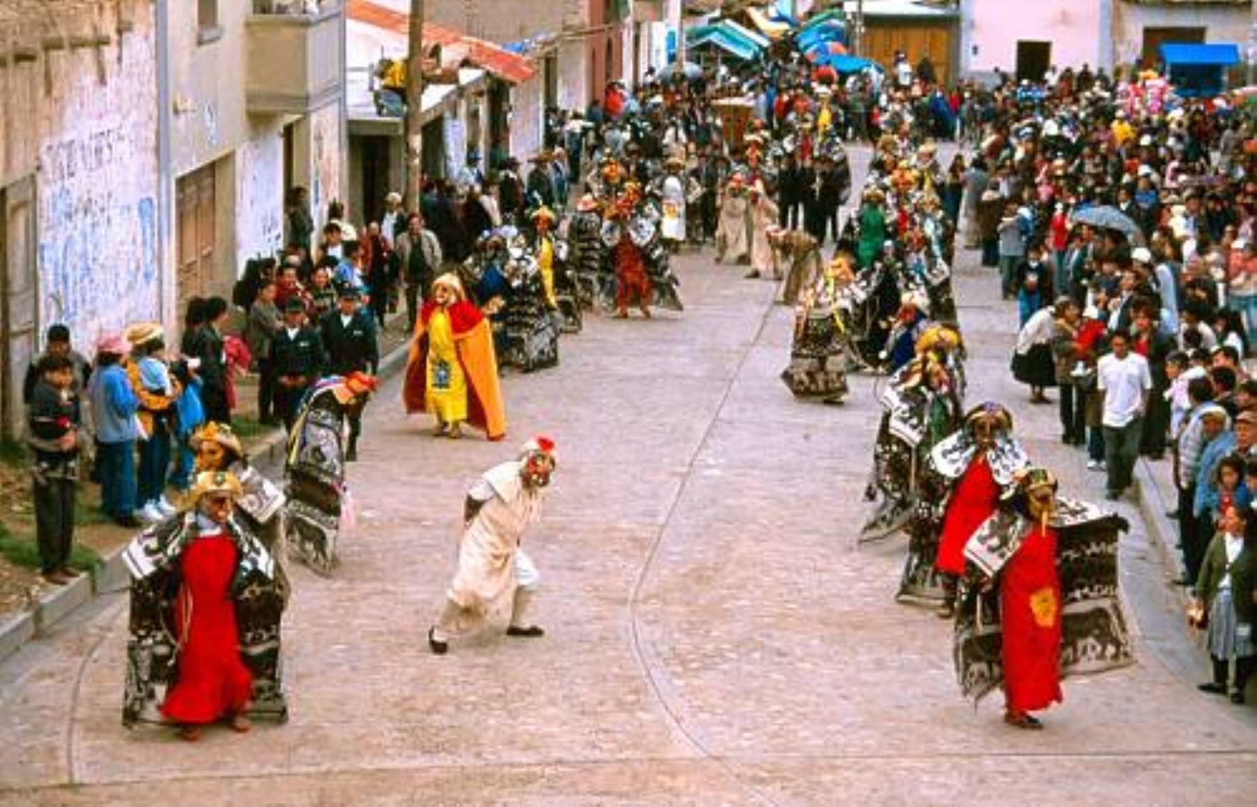 Festividad de la Huaconada de Mito espera miles de visitantes del 1 al 4 de enero