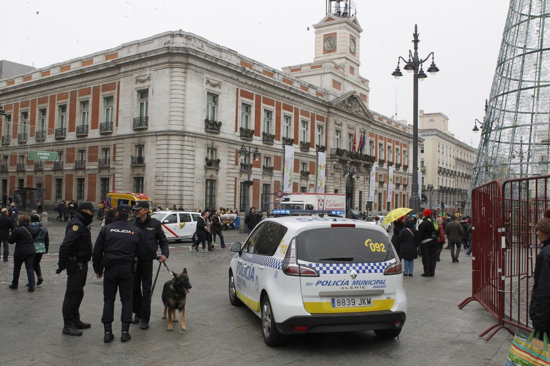 Ciudad de Madrid. Foto: Cortesía