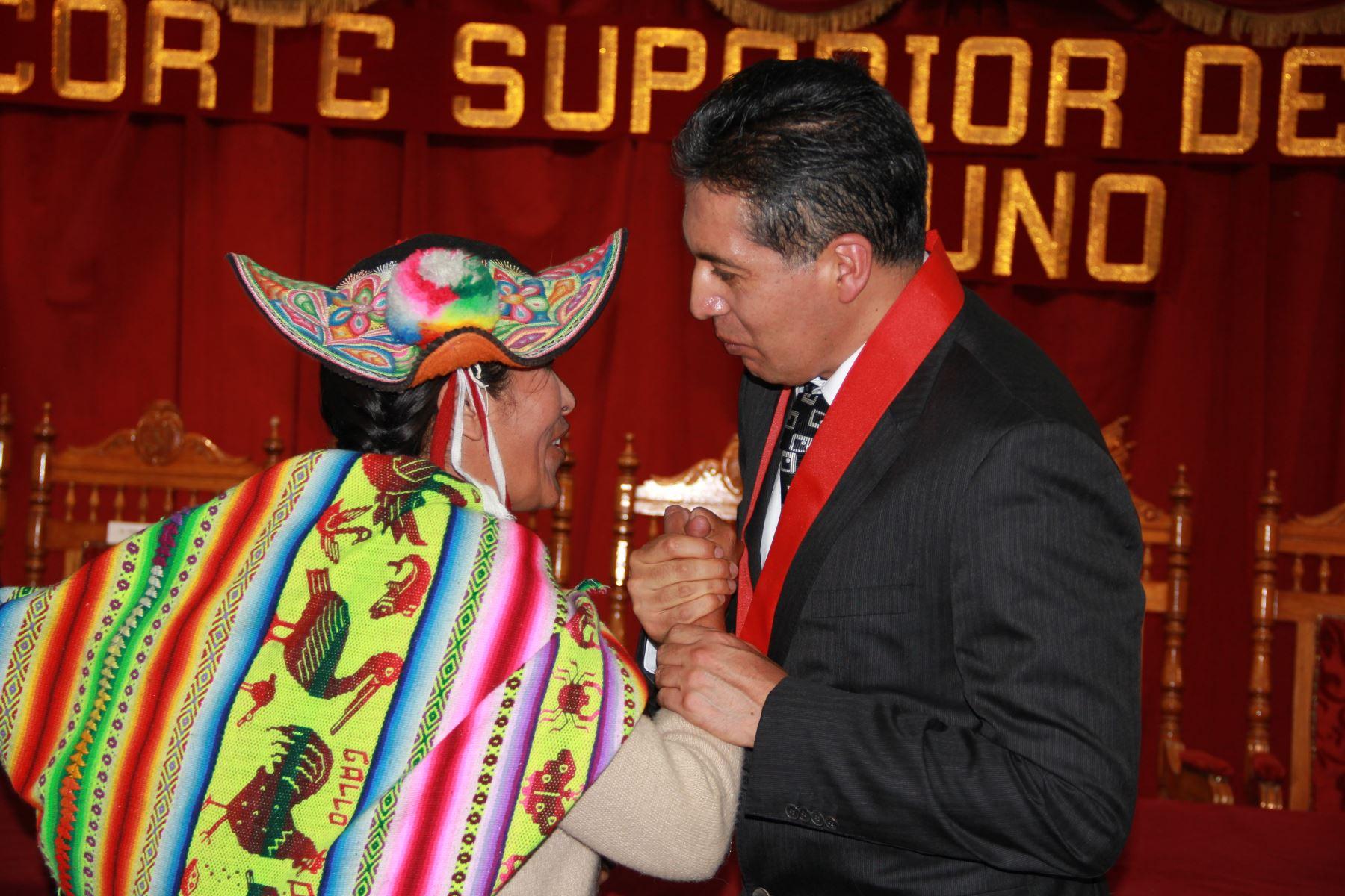 En junio próximo Puno será sede de un Congreso Nacional que congregará más de 4 mil ronderos,