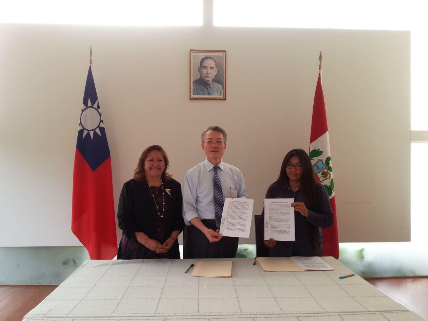 Taipei dona US$ 30,000 para rehabilitar infraestructrura pública tras sismo en Arequipa