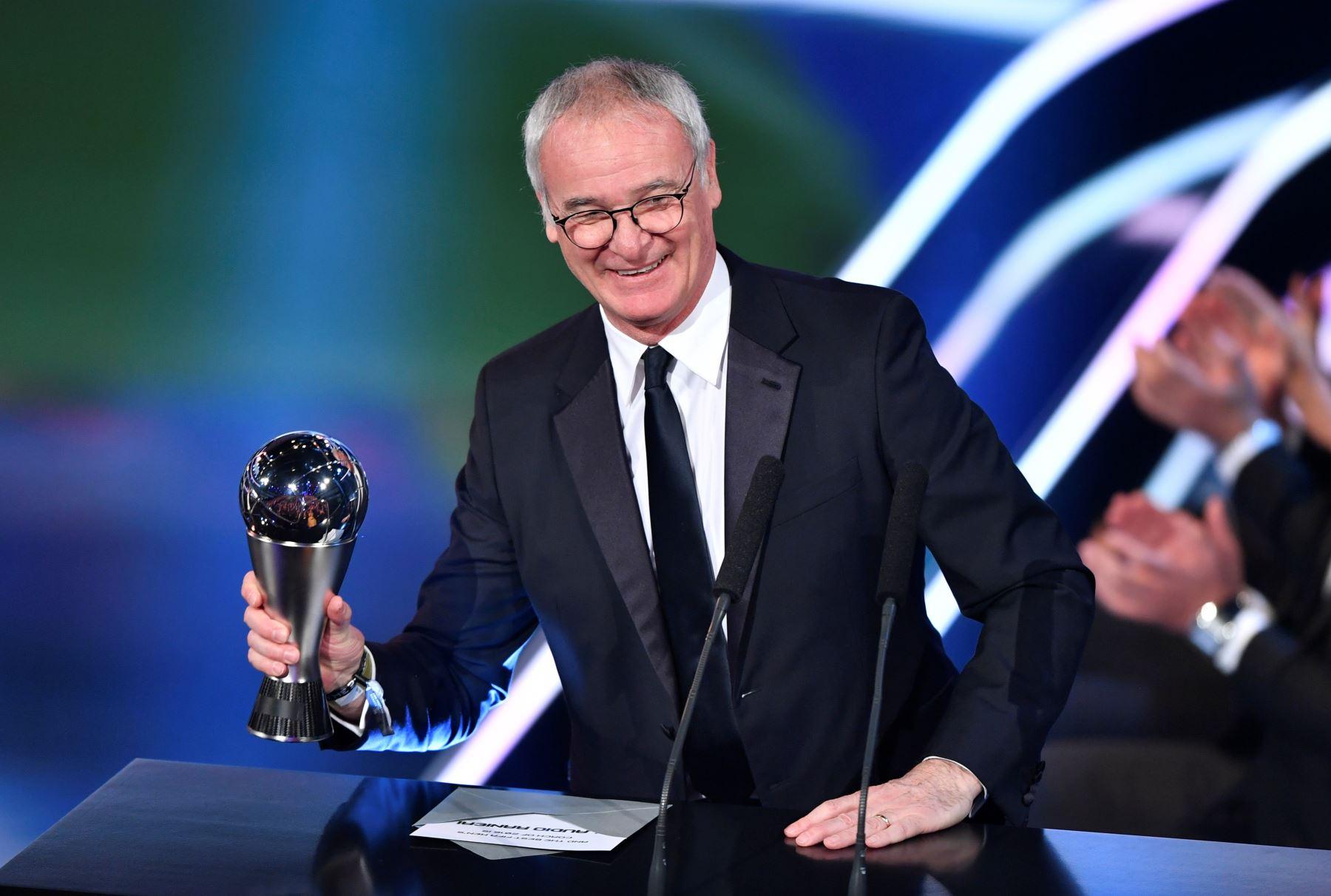 Claudio Ranieri vuelve a la Premier League como técnico del Watford