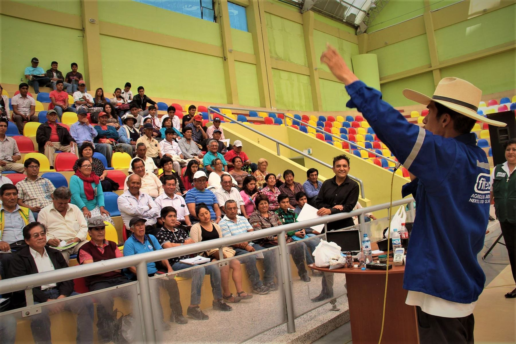 La charla tendrá lugar el 9, 10 y 11 de enero de este año desde las 17:00 horas en las instalaciones de la institución educativa Juan Valer Sandoval en Nuevo Chimbote.