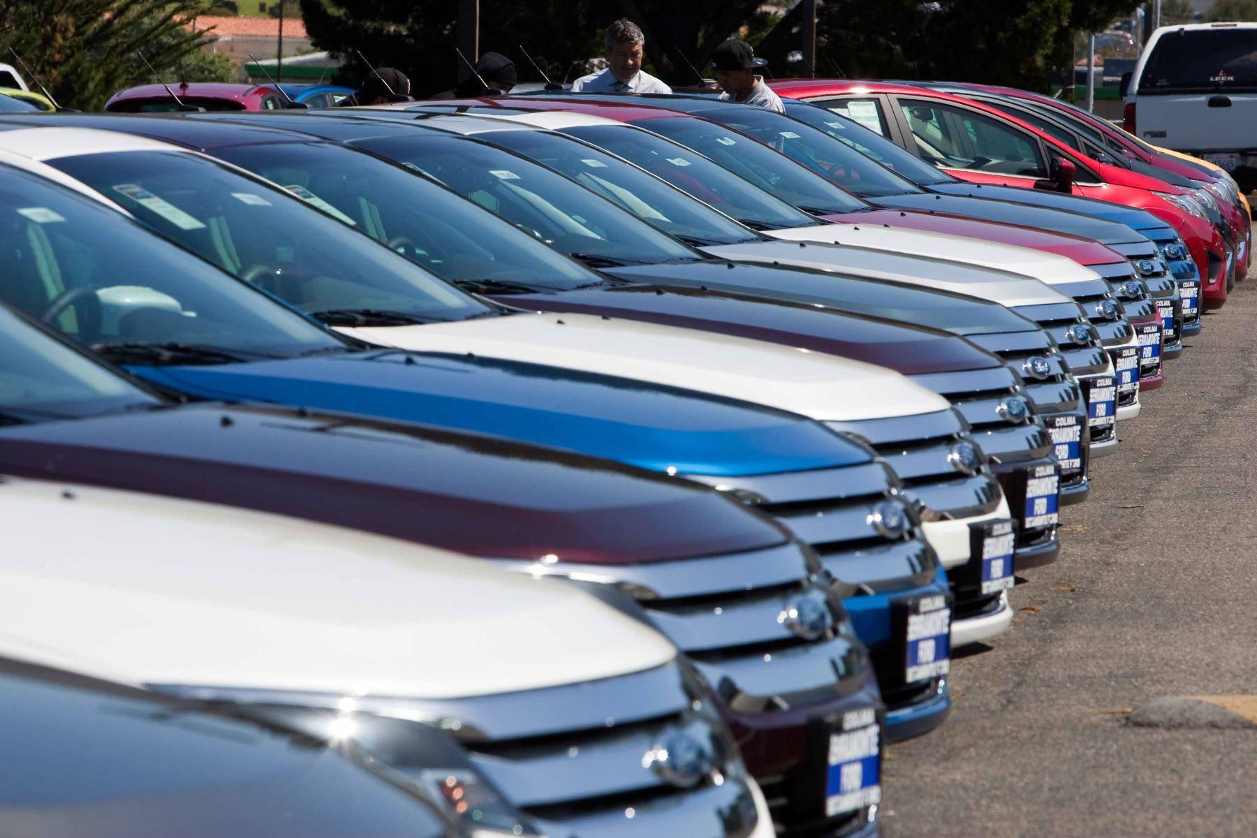 Vehículos. Foto: ANDINA/Difusión