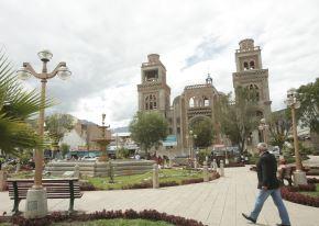 El Gobierno Regional de Áncash ha organizado un simulacro se sismo seguido de aluvión en Huaraz. ANDINA/archivo