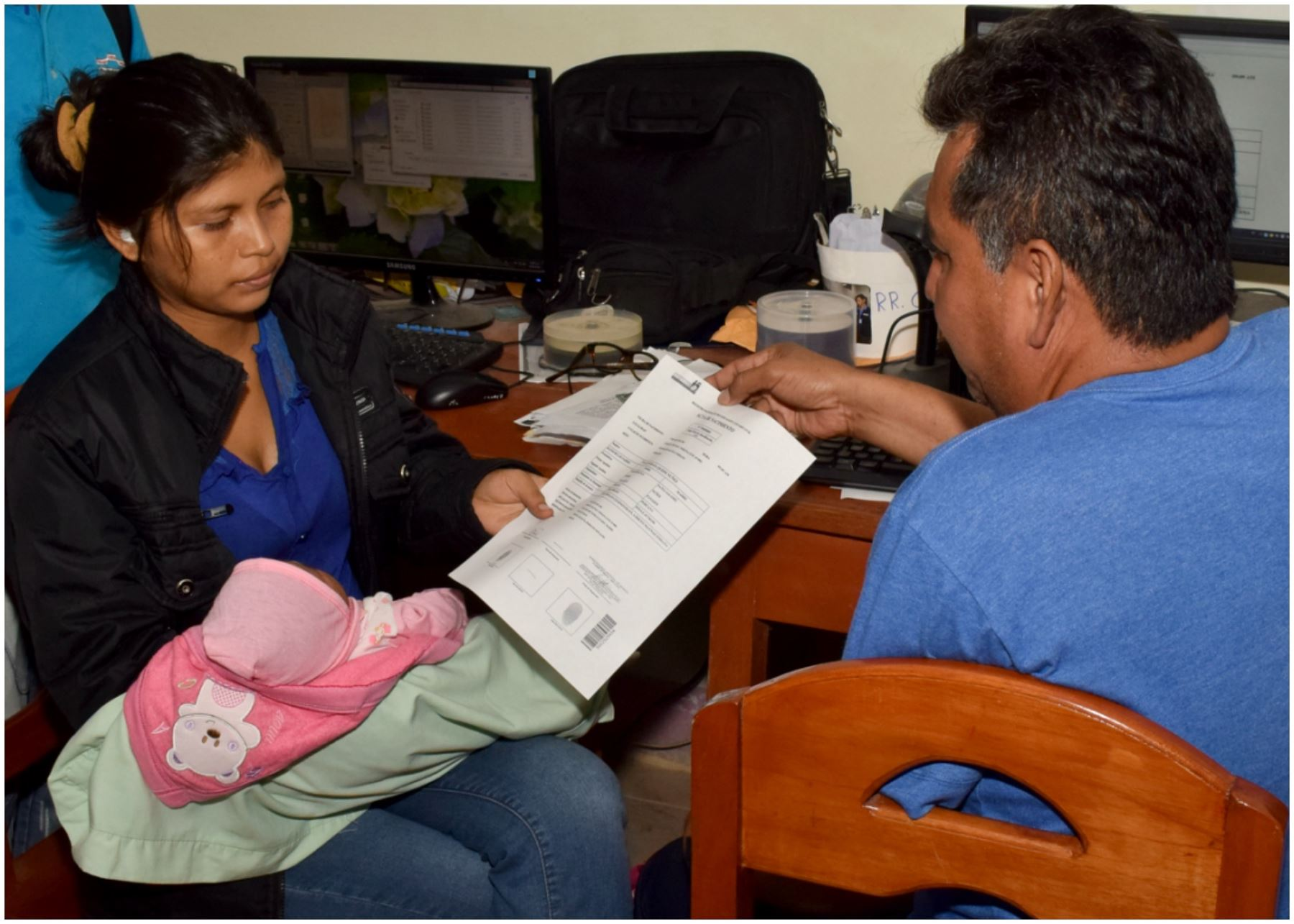 Más de 500 municipalidades del país se comprometen a luchar contra la anemia.