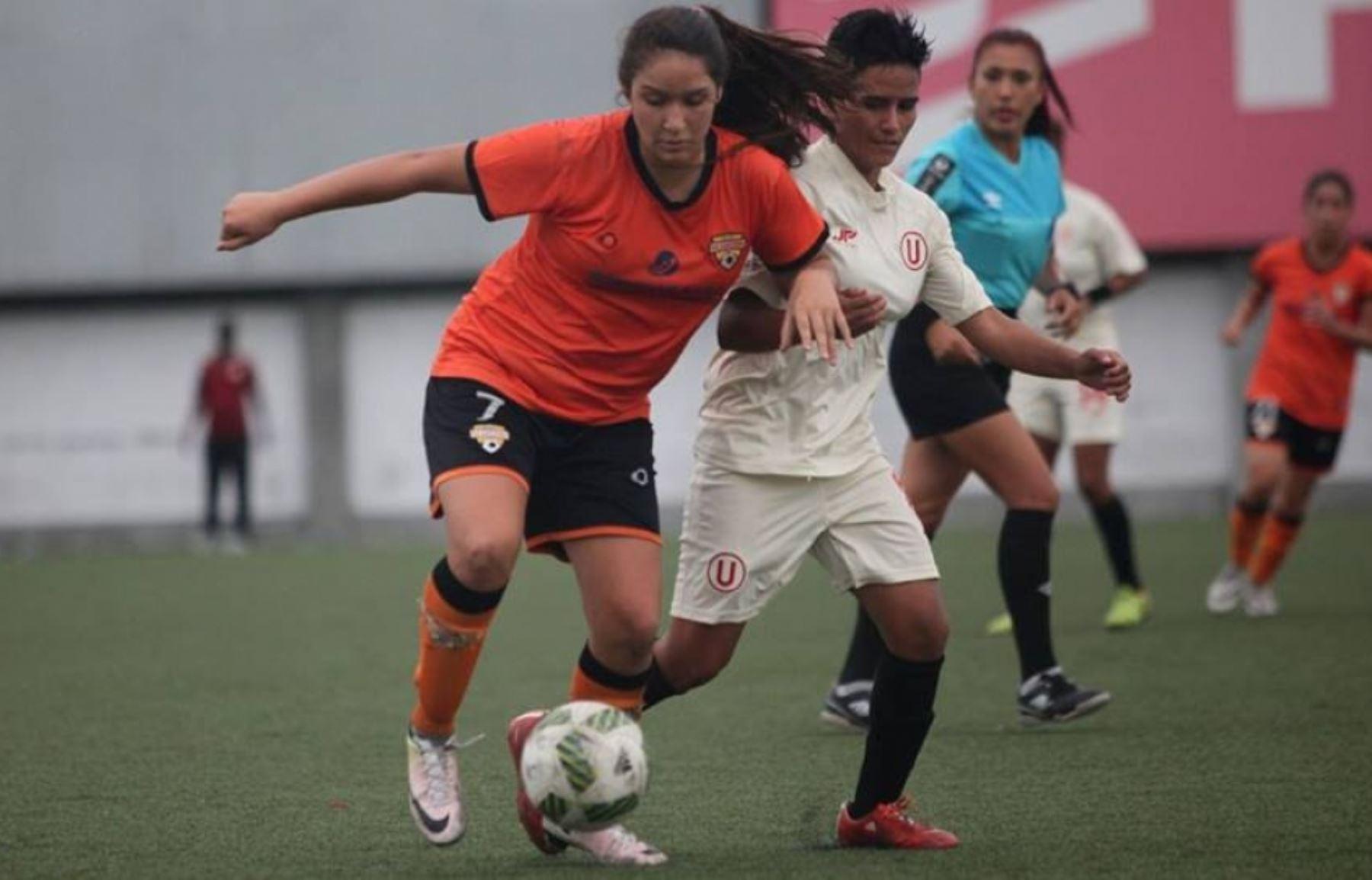 Campeonato Nacional de Fútbol Femenino.