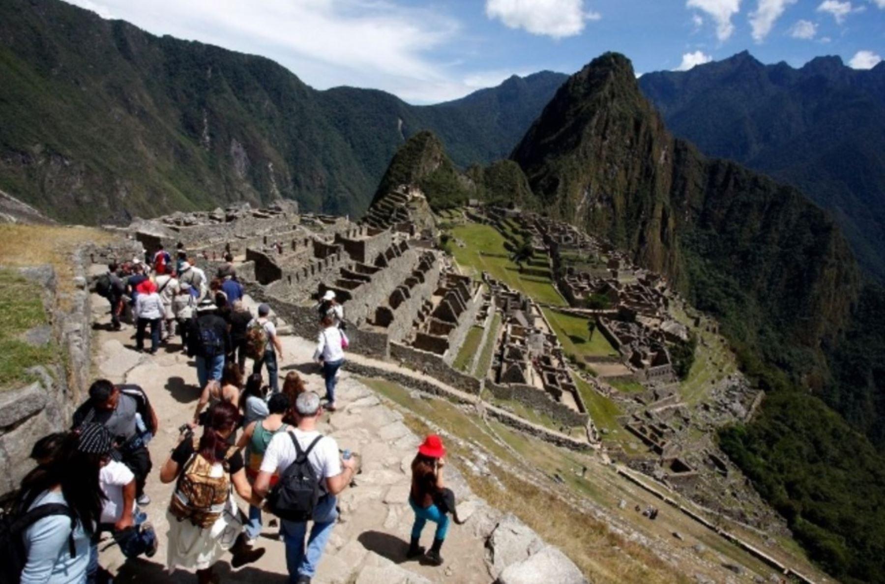 Macchu Picchu.Foto:  ANDINA/Difusión.