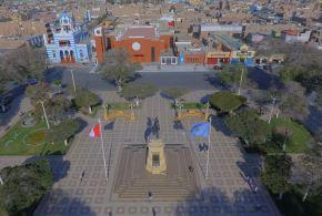 La ciudad de Pisco fue remecida esta madrugada por un sismo de magnitud 3.9, sin causar daños personales o materiales, informó el IGP. ANDINA/Difusión