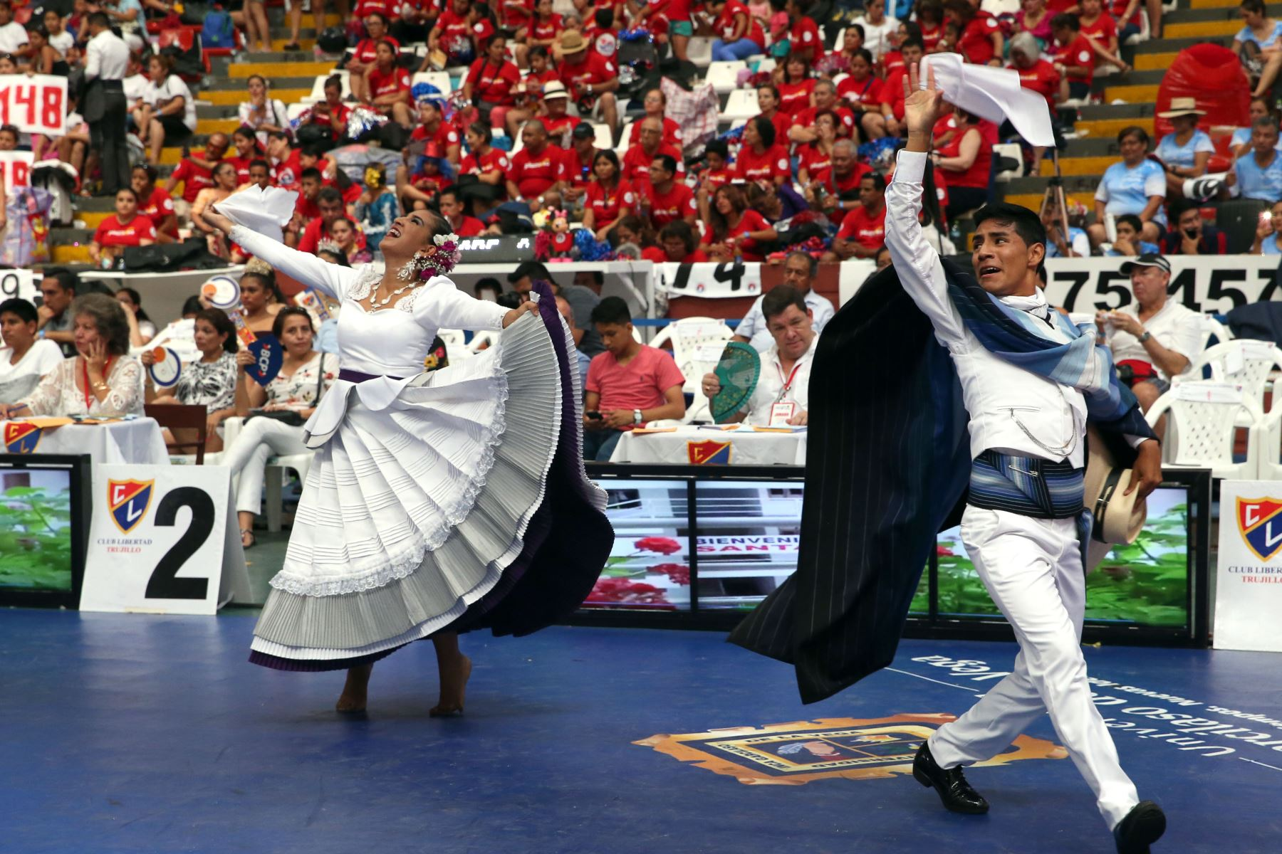 Peru: National Marinera Contest 2017 comes to an end | News
