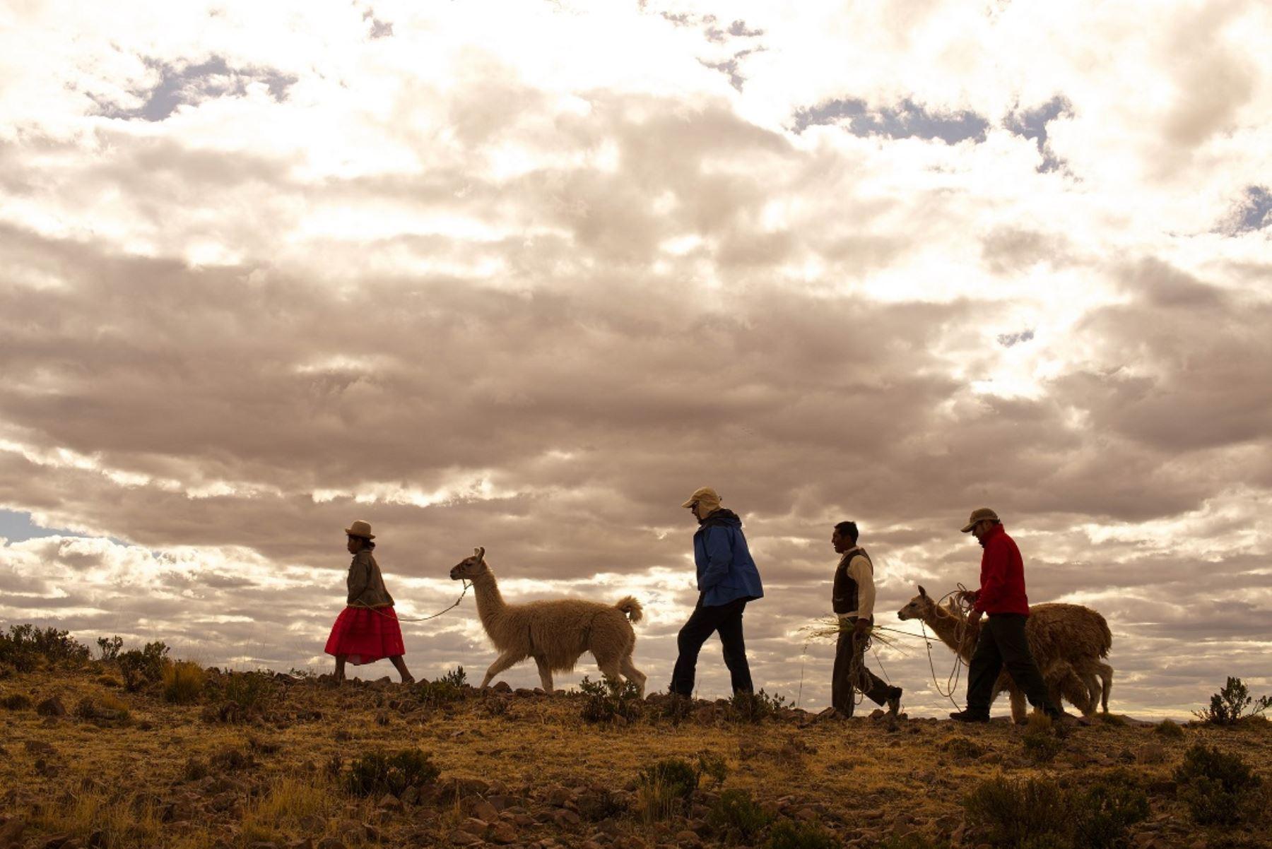 Turismo rural comunitario en Puno. FOTO: Mincetur