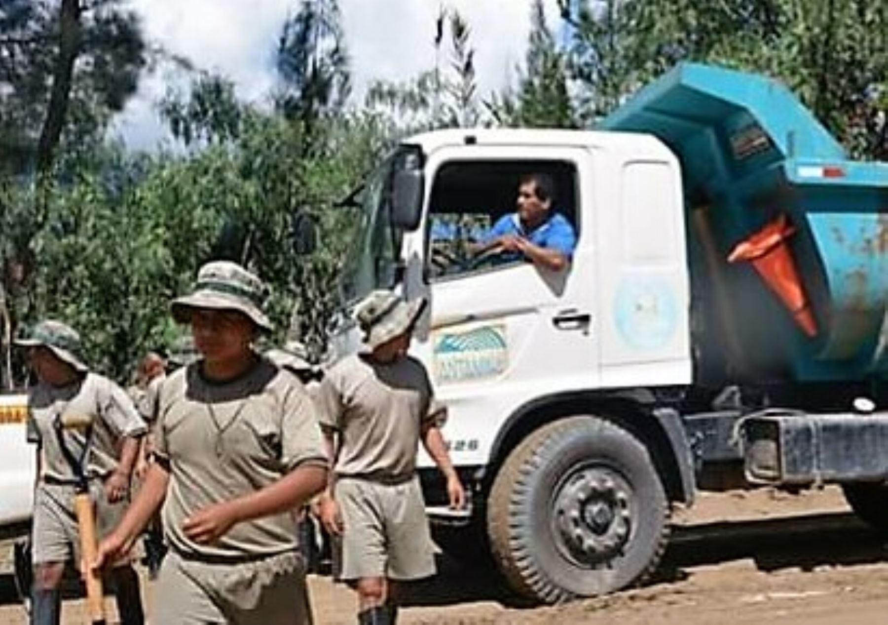 Cuarta Brigada del Ejército apoya en trabajos de limpieza tras ...