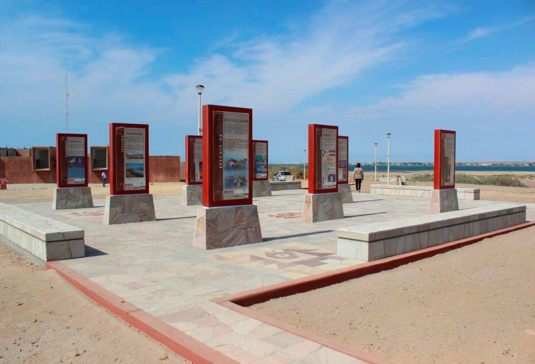 Conoce la nueva infraestructura turística de la Reserva Nacional Paracas. ANDINA/Difusión