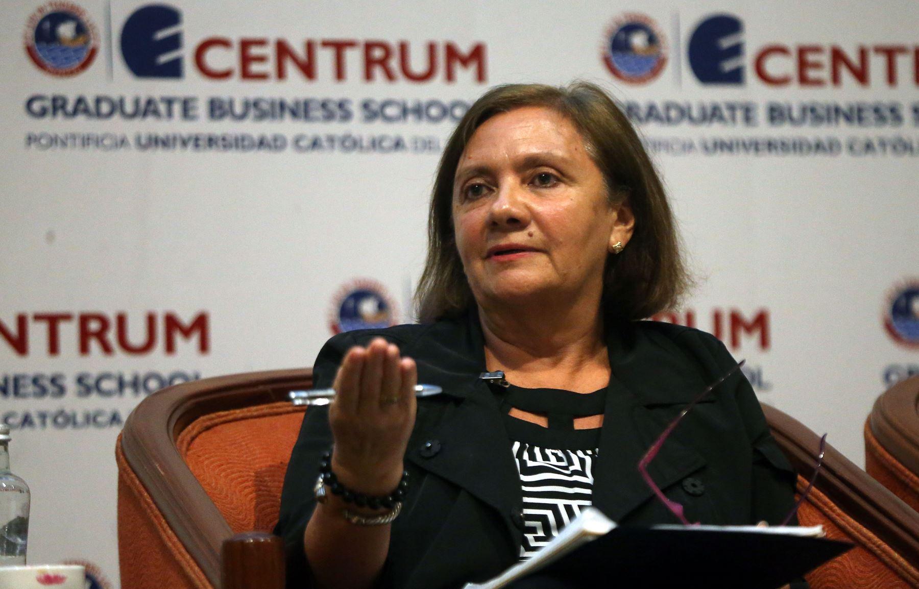 Debemos replantear una República más inclusiva, afirma Carmen Mc Evoy