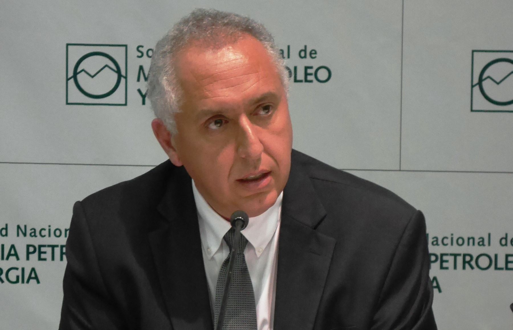 Presidente de la SNMPE, Luis Marchese. Cortesía
