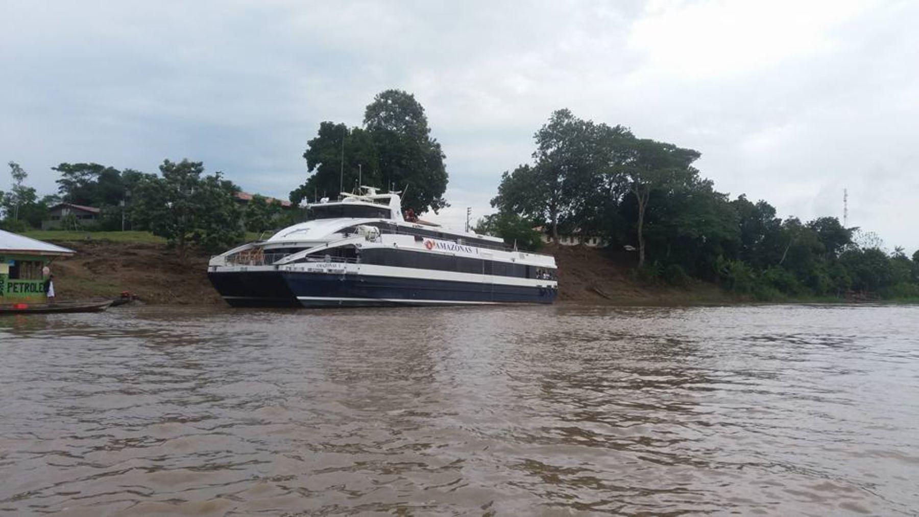 El Ferry Amazónico brindará una mayor seguridad a sus pasajeros, evitando robos en la ruta, dado que contará con estaciones fijas y equipadas para un embarque puntual y tranquilo.