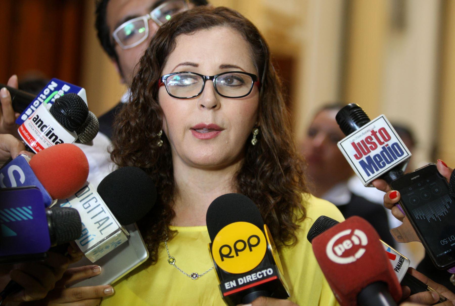 ANDINA/Melina Mejía