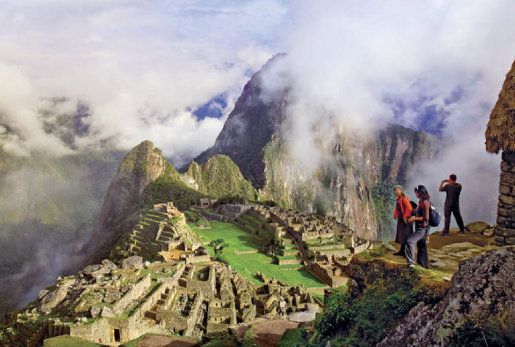 terremoto registrado alrededor de 1450 provocó la deformación de los muros de Machu Picchu, según estudio del Ingemmet. INTERNET/Medios