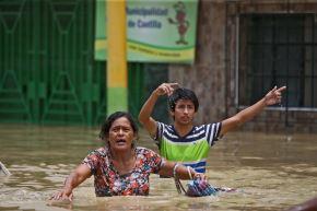 Estudio revela que cambio climático favorece eventos extremos de Fenómeno El Niño. ANDINA/archivo