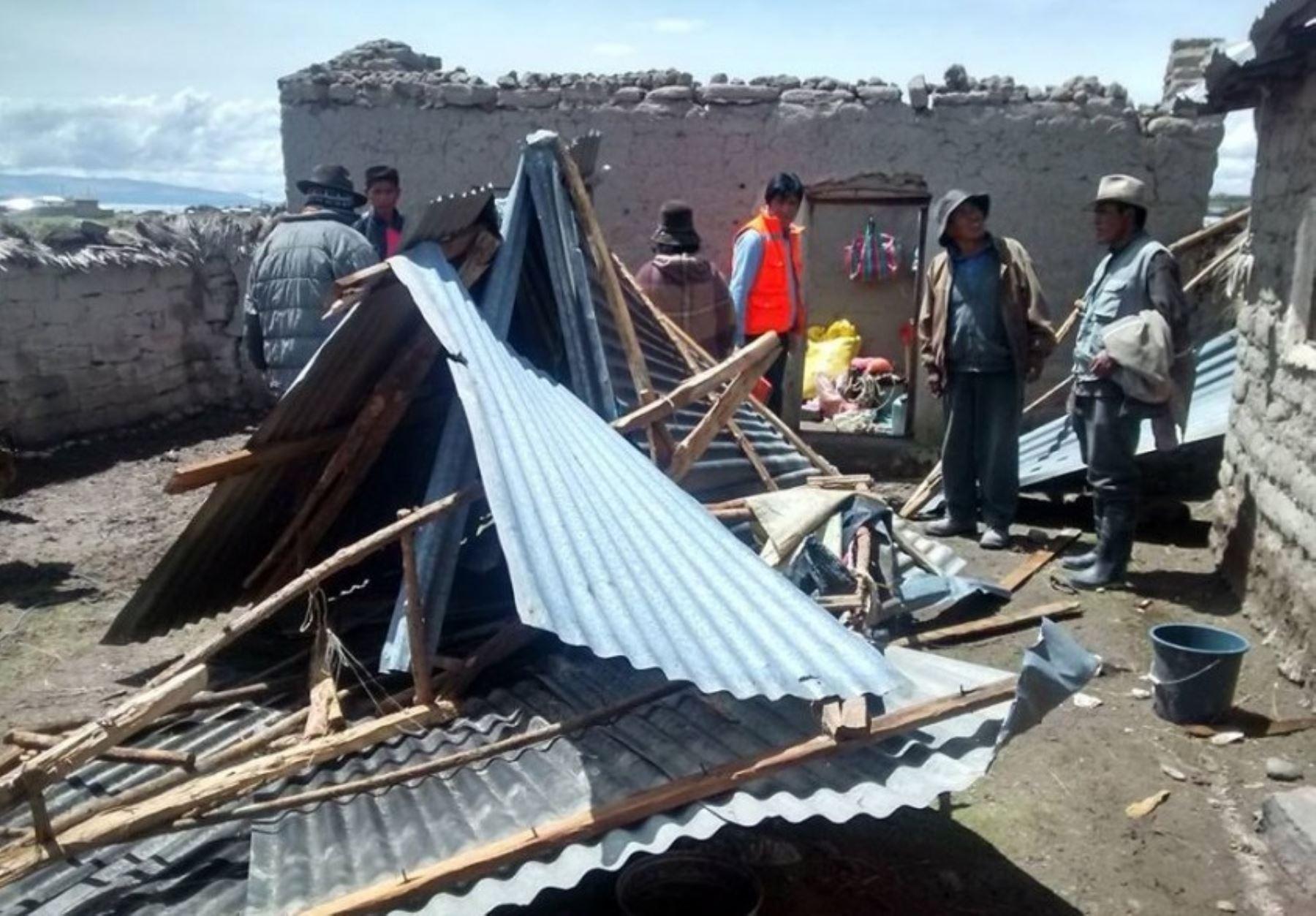 vientos fuertes se registraron el pasado 5 de setiembre en los distritos de Iquitos, Belén y San Juan Bautista,ANDINA
