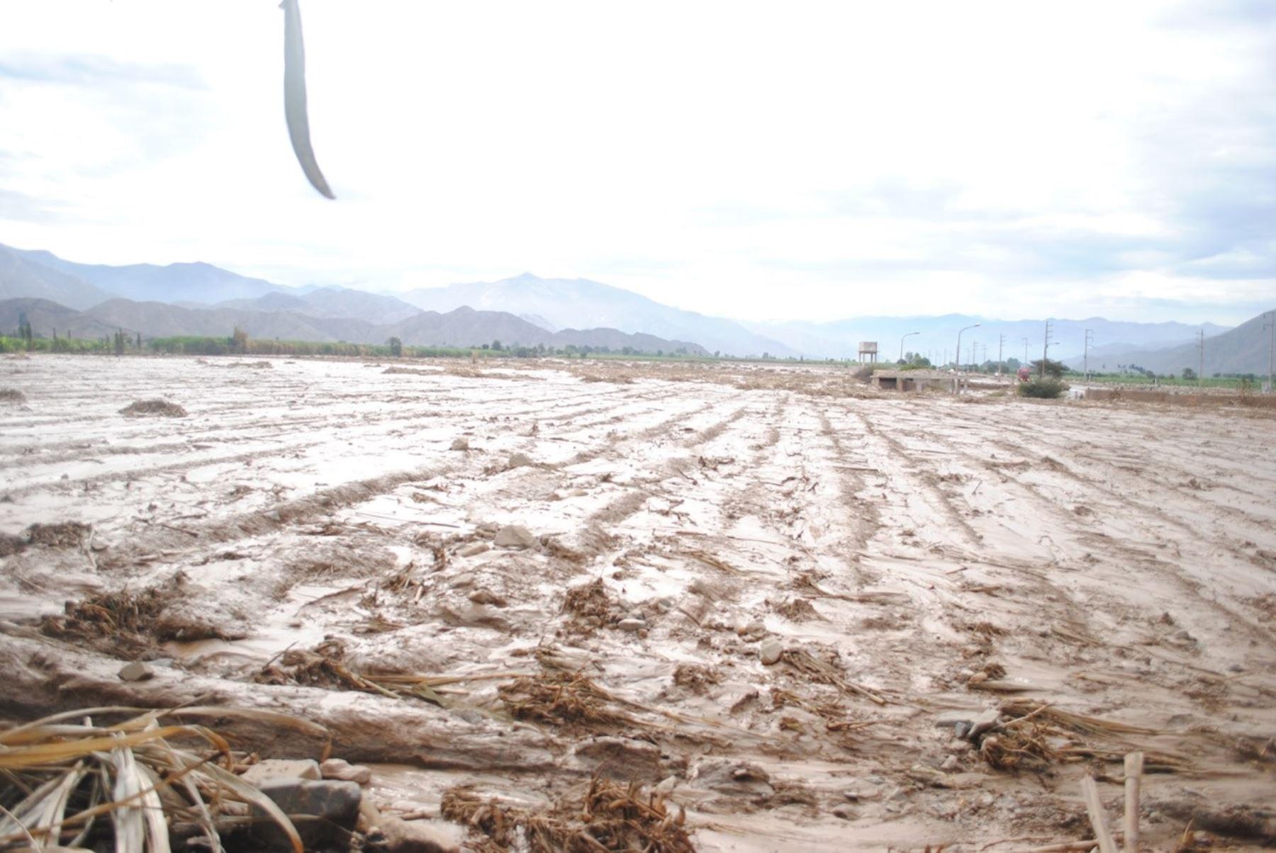 Los desastres naturales afectaron seriamente la Empresa Agraria Azucarera Andahuasi, en el distrito de Huacho, provincia de Huaura.