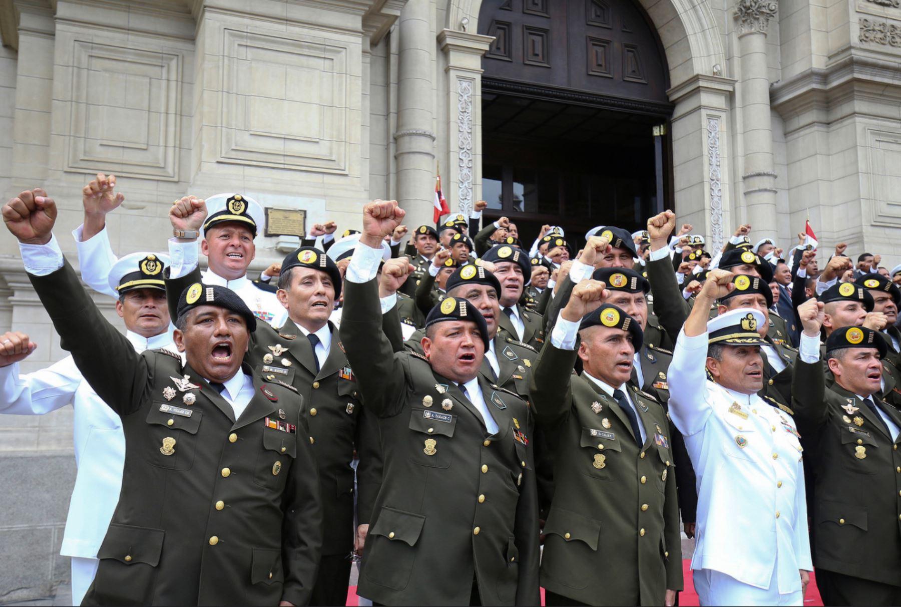 "comandos ""Chavín de Huántar"""