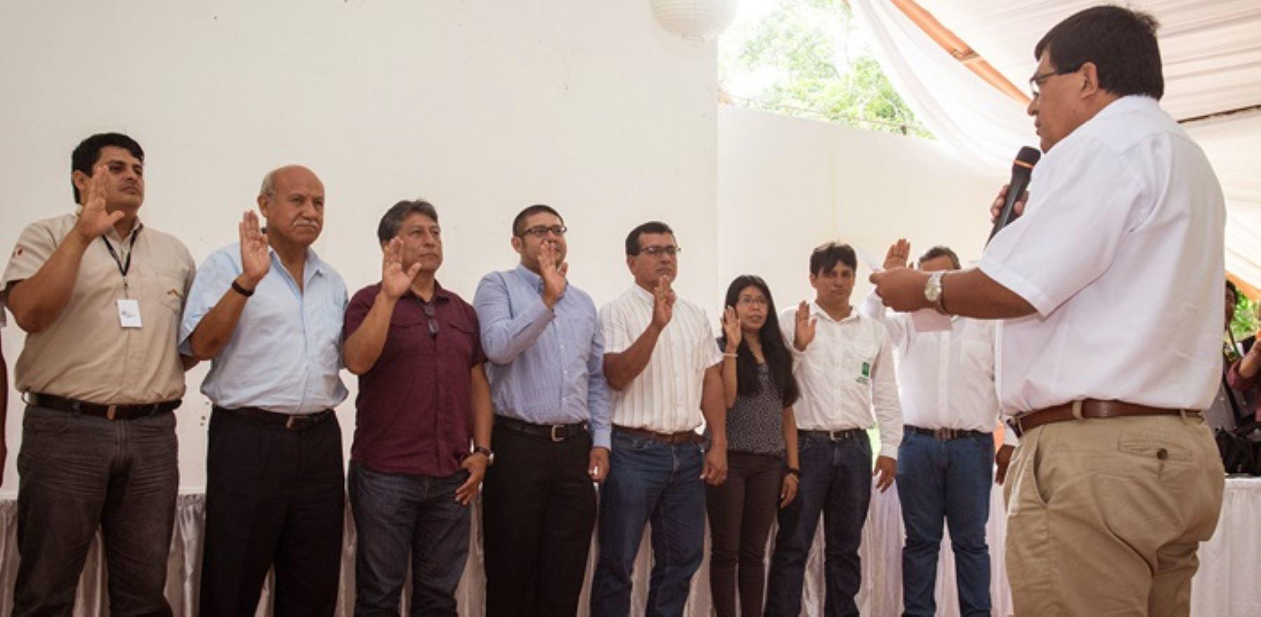Con la asistencia técnica del Ministerio de Agricultura y Riego, a través del Servicio Nacional Forestal y de Fauna Silvestre (Serfor), el gobierno regional de San Martín oficializó el comité técnico para la zonificación forestal de dicha región.