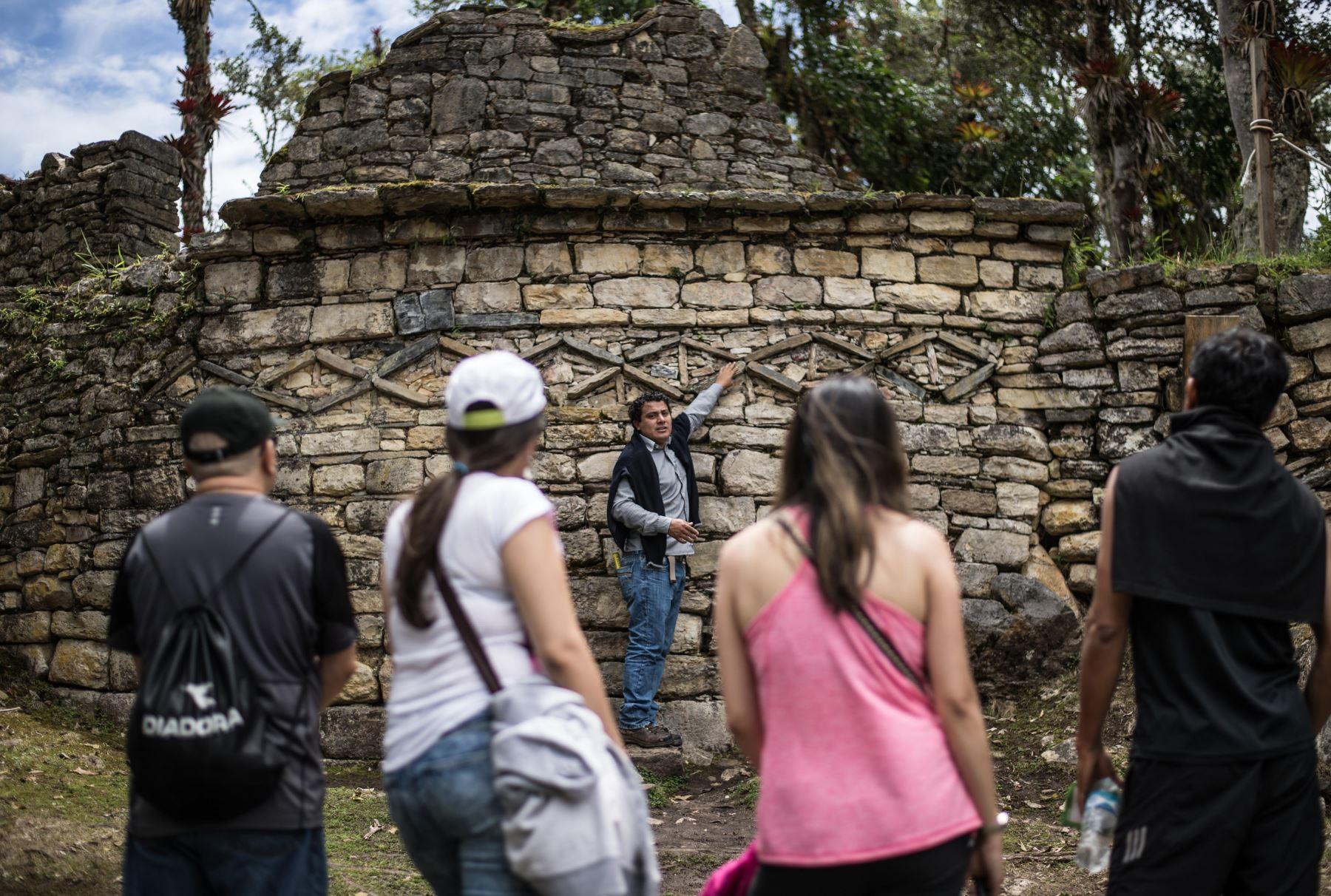 Mincetur potenciará el turismo en Amazonas de cara al Bicentenario. AFP