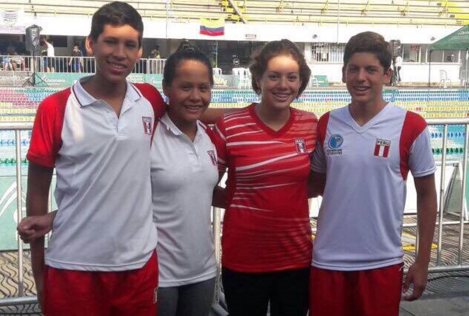 Equipo nacional regresa cargado de medallas