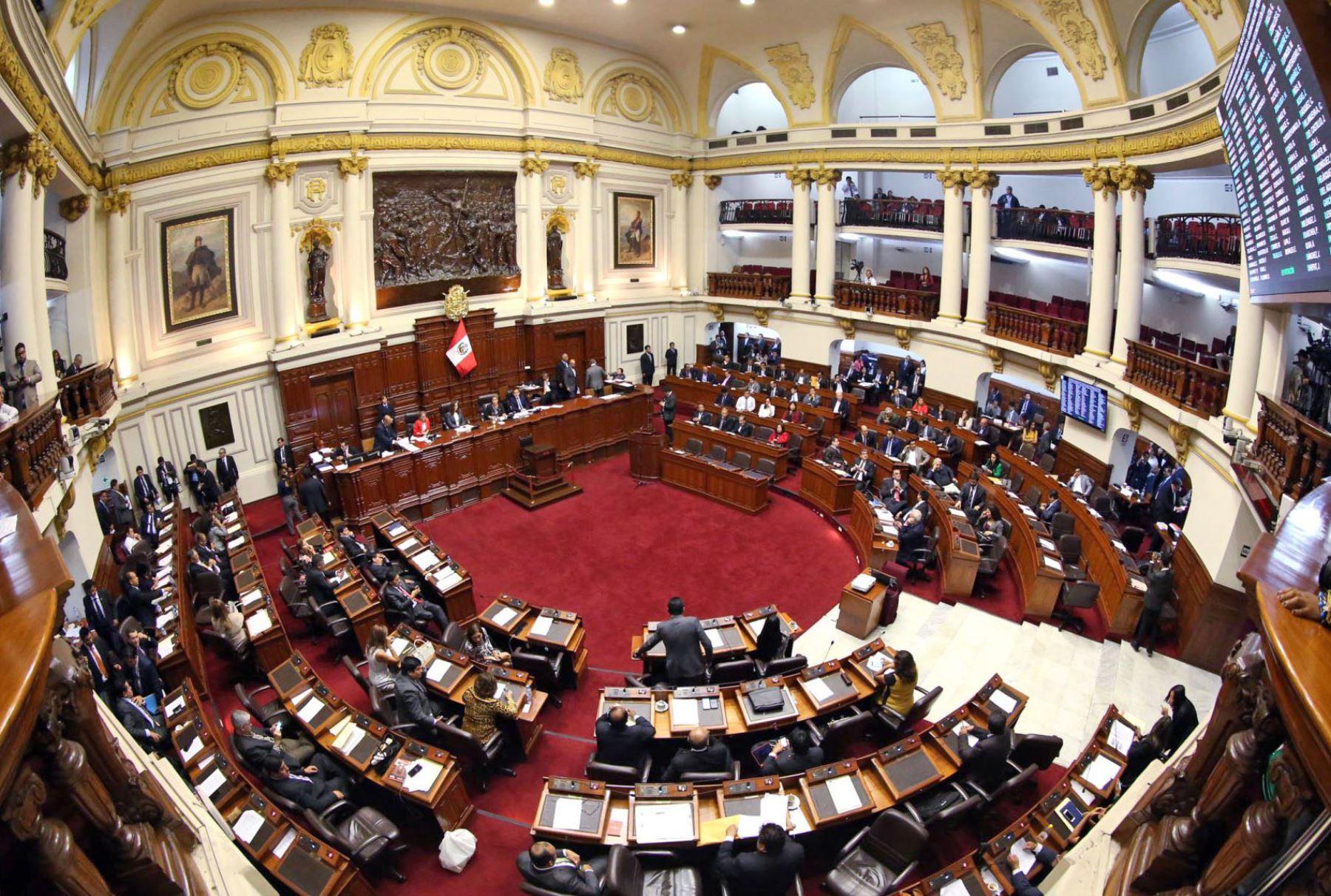 Congreso de la República. Foto: ANDINA/Dante Zegarra.