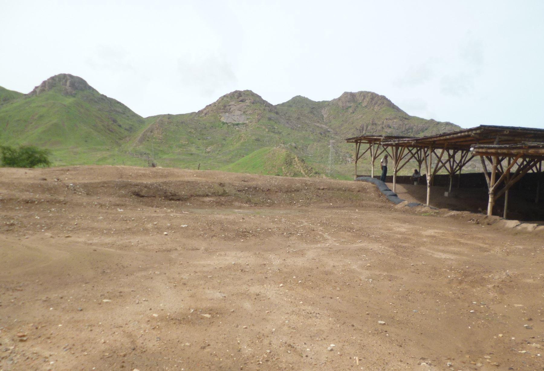 Inician investigación arqueológica en proyecto Saltur de Lambayeque. ANDINA