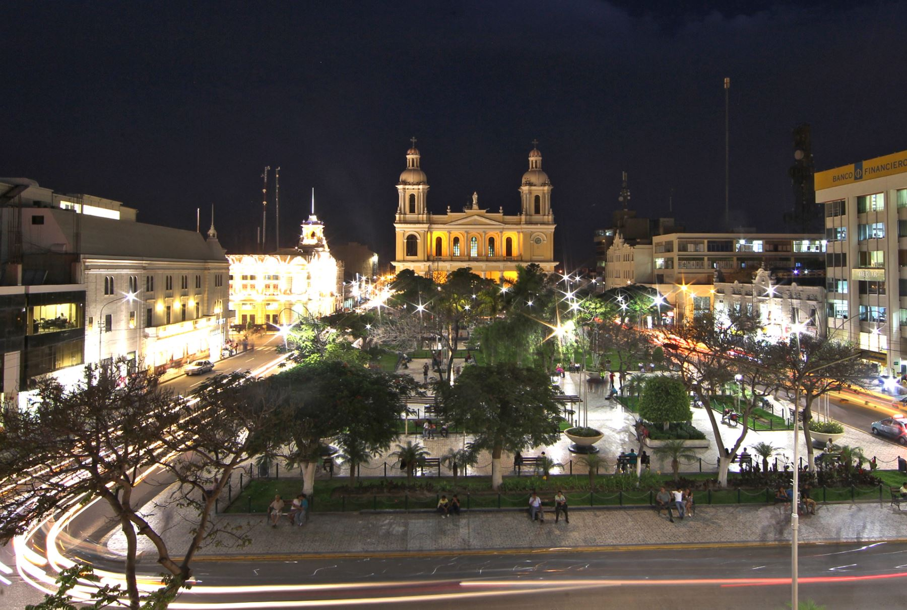 Las inversiones hoteleras se incrementan en la ciudad de Chiclayo. ANDINA