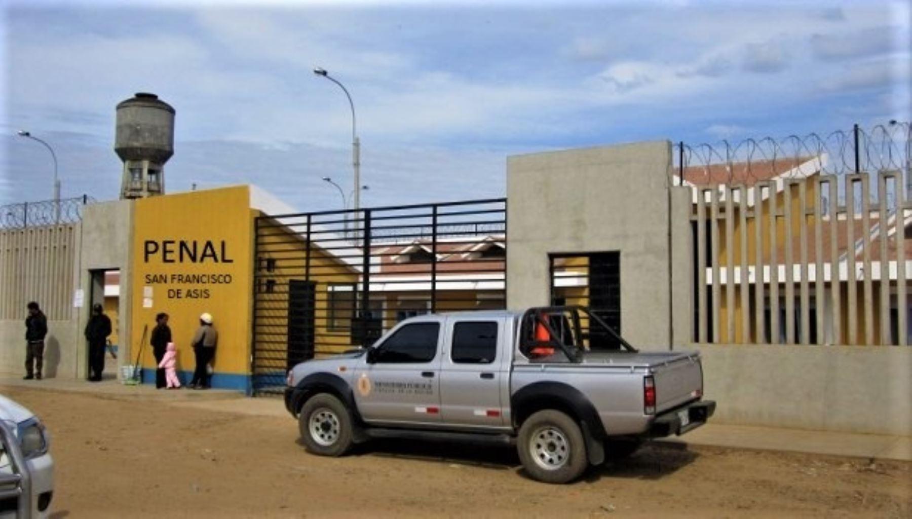 Foto: Penal de Puerto Maldonado.