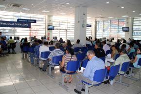 Contribuyentes. Foto: ANDINA/Difusión