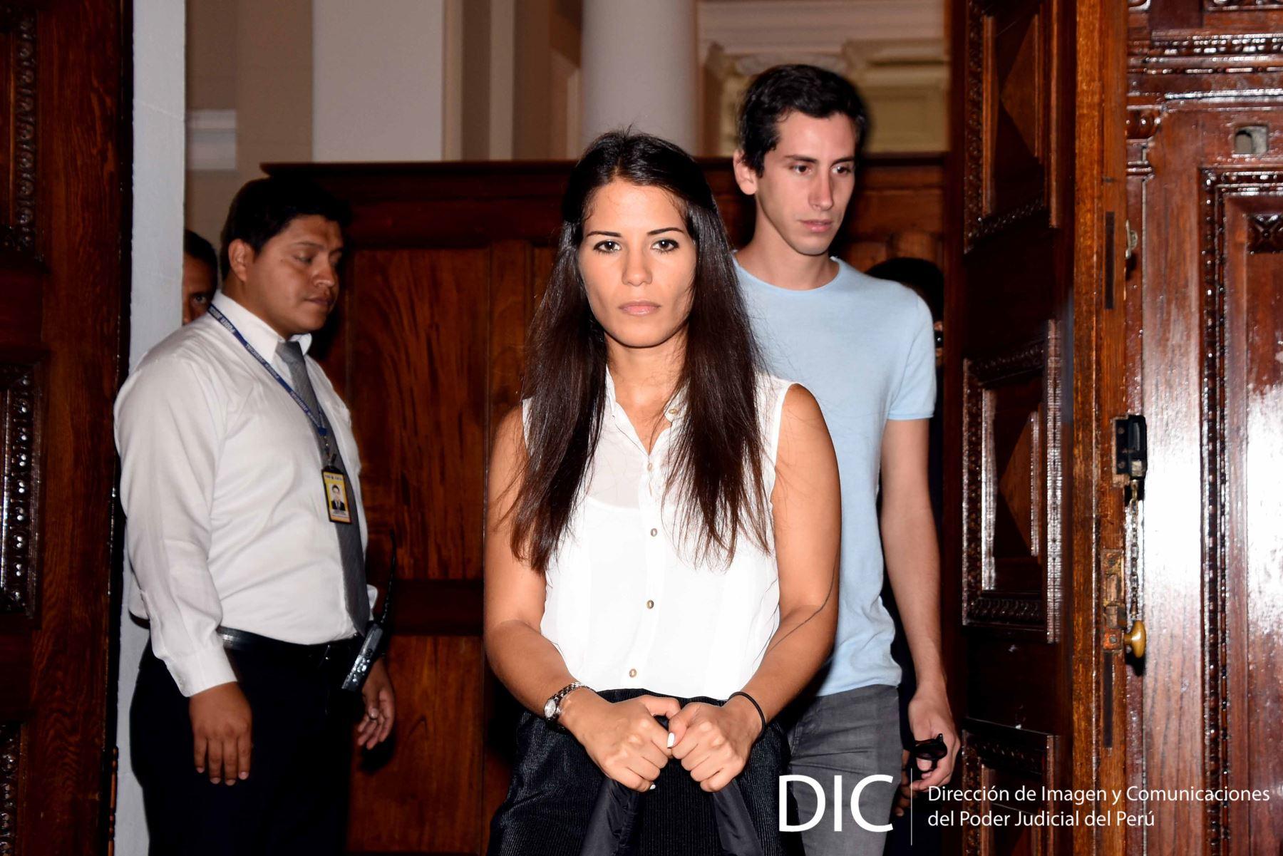 Corte Suprema confirma absolución de Eva Bracamonte del delito de parricidio. Foto: ANDINA/Difusión.