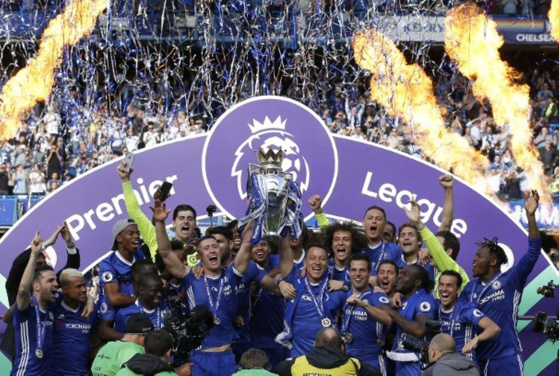 Chelsea se corona en Inglaterra