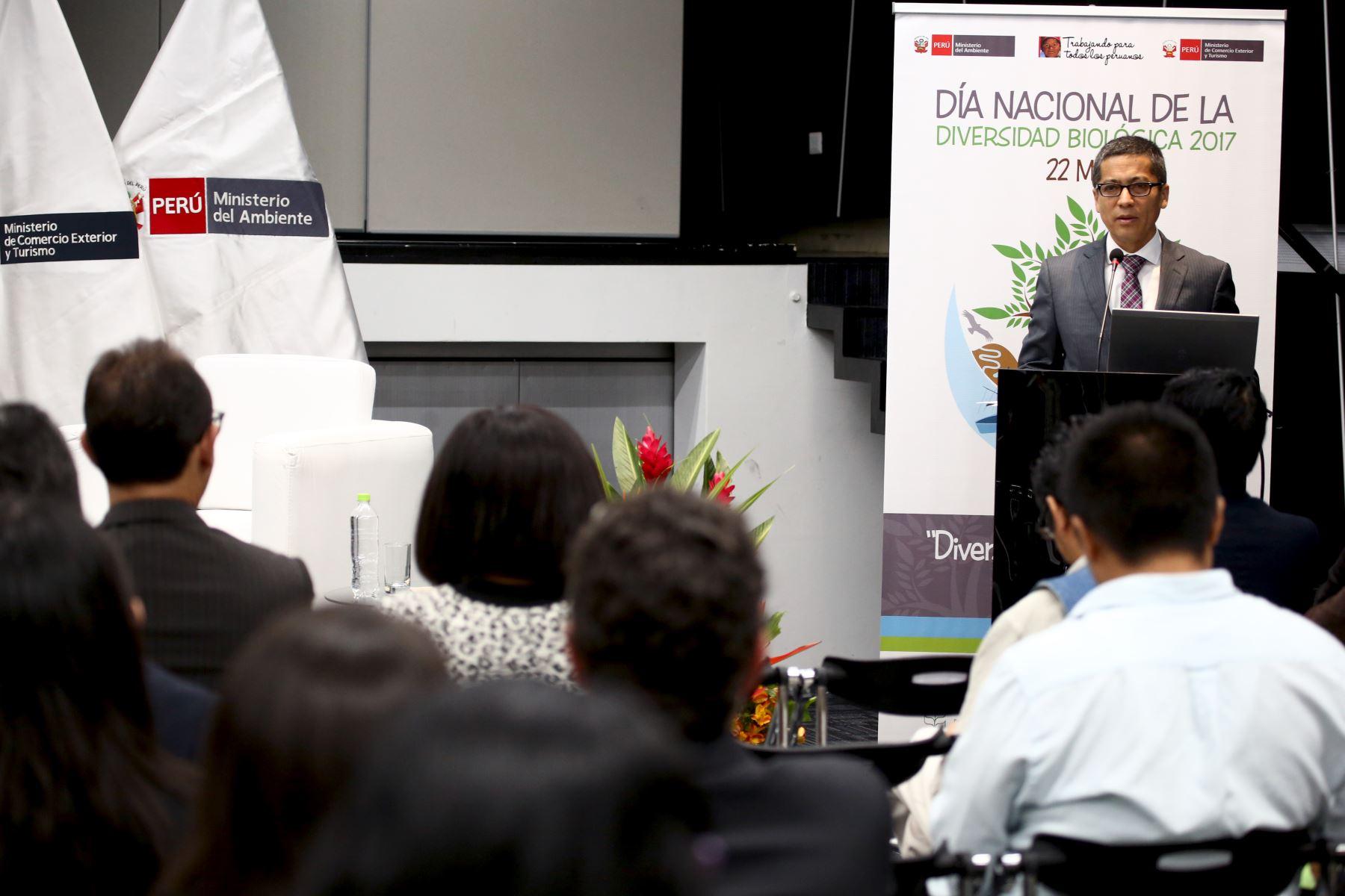 Especialistas resaltaron las oportunidades de desarrollo que ofrece la diversidad biológica del Perú.